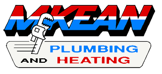 McKean Plumbing and Heating Logo
