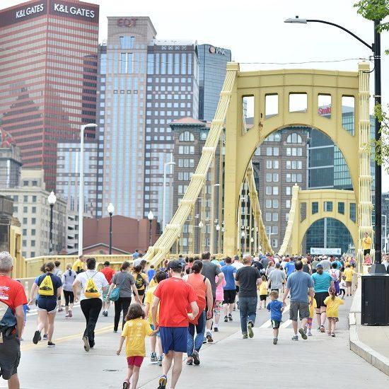 Walkers in Pittsburgh